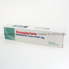 Médicaments et médicaments Blanchiment de la peau pour Vitiligo Utiliser la monobenzone