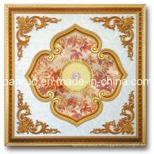 Carrelage de plafond artistique pour la décoration de maison léger et facile à installer (BR1212-S-026)