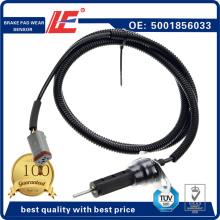 Sensor / Indicador / Transdutor de desgaste da pastilha de travão 5001856033 para Camião Renault