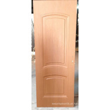 Design simples de segurança interior porta do painel americano