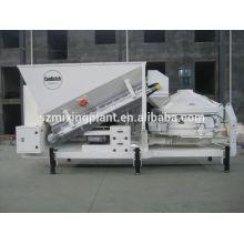 MC1200 Mobile Mini Planta de Processamento de Concreto 10m3 / h