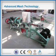 Máquina do arame farpado do único fio do fabricante de China para a venda