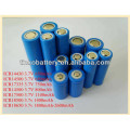 3.7v 18650 good powerful lithium battery made by big factory in shenzhen