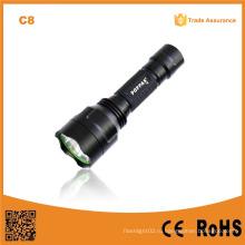 C8 CREE Xr-E Q5 светодиодный фонарик полиции (POPPAS-C8)