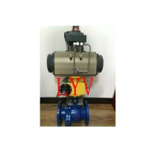 2 способ шариковый Клапан моторизованный ss304 для питьевой воды