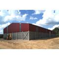 Landwirtschaftlichen Getreide Stahlkonstruktion Lagerhalle (KXD-pH9)