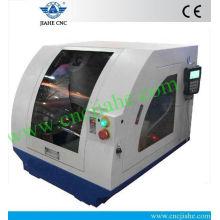 Máquina de cinzeladura grande do CNC do disconto JK-3030 para o metal, MINI máquina de gravura