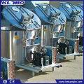 Kundengebundener Edelstahl-vertikaler Milch-direkt abkühlender Behälter