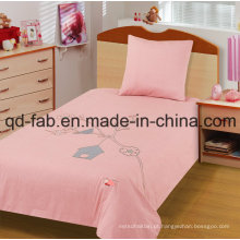 Conjunto de cama de algodão orgânico crianças