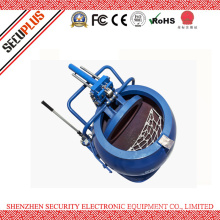 Total Containment Vessel (TCV) for Containing Chemical, Biological, and Explosive FBQ-2.0