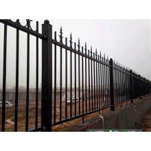 Ironcraft Powder-Coated Steel Fence/ Wrought Iron Fence