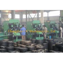 Линия для производства колесных дисков для производства профилегибочной машины
