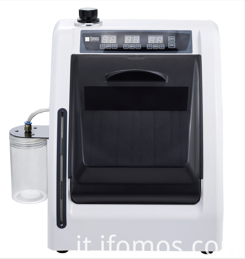 Dental Equipment Oiling Machine