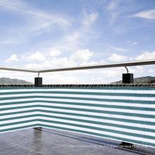 Malla de pantalla profesional de balcón para protección de privacidad