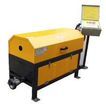 Machine de coupe de redresseur de barre d'acier GLT4-14C
