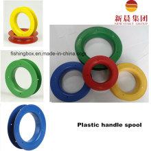Plastic Fishing Hand Wheel Hand Spool