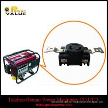 2kw 2.5kw 2.8kw 3kw 4kw 5kw 6kw Generator amerikanischen Sockel Generator Buchse (GGS-AS)