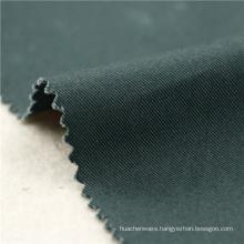 21x20+70D/137x62 241gsm 157cm green black cotton stretch twill 3/1S 100% cotton material interlock solid fabric