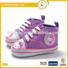 Fabricant 2015 best seller lovely hello kitty kids baby sports shoes