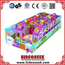 Candy Theme Ce Standard Indoor Naughty Castle Spielplatz
