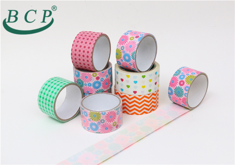 Printed Cloth Tape