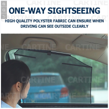 Custom Fit Roller Car Sunshades