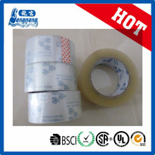 Venta al por mayor de cinta de embalaje impresa / Bopp cinta de embalaje
