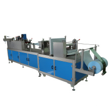 Good quality&high efficiency fully automatic doctor hat  making machine with easy operation
