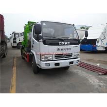 Camión de basura de cocina Dongfeng 4cbm