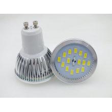 Nuevo alumbrado GU10 6W 5730 SMD LED Proyector