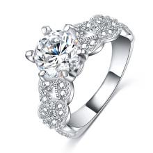 1.5 Carat Zirconia Wedding Engagement Rings (CRI0502-B)