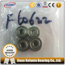 chrome steel and plastic single row deep groove ball bearing 6220 zz 2rs Is High Performence