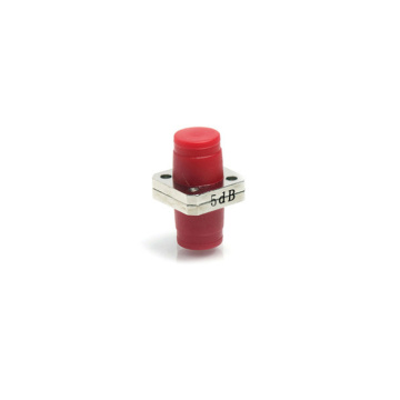 Flange Fiber Optical Variable Attenuator FC / PC