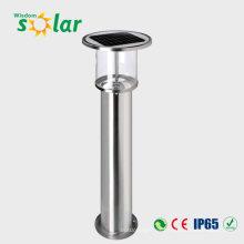regulador inteligente recargable led solar luz solar bolardo
