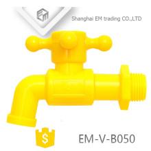 EM-V-B050 Color plastic bibcock tap