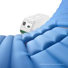 matelas d'air médical à pression alternée anti-escarres