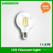 110lm / W 6W G95 LED E27 Лампа