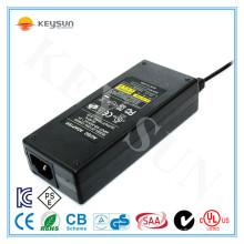 Hochwertiger 100-240v 50-60hz Wechselstromadapter 12v 8 Amp 12 Volt Ac Power Adapter mit 3 Zackenstecker mit 5 Mm Dc Ausgangsbuchse