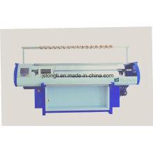 Machine à tricoter plat Jacquard 12 pouces 12g pour utilisation sur chandail (TL-252S)