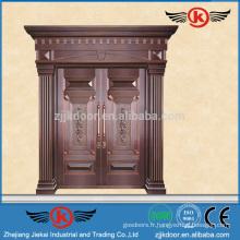 JK-RC9201 Porte d'entrée de qualité supérieure en cuivre réelle
