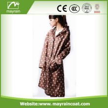 190 T Polyester Raincoat and Wind Coat
