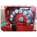 Máquina para fabricar mangueras de jardín reforzadas con fibra de PVC blando