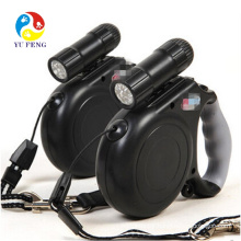New Brand 8M 60Kg Weight Pet Retractable Leash Lead with LED Light for Large Medium Pet Dog