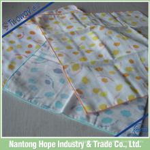 Einweg-Taschentuch aus 100% Baumwolle