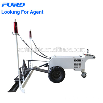 Construction Equipment Concrete Laser Screed with German Laser System