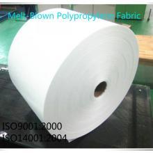 Schmelzgeblasene Polypropylen-Gewebemedien