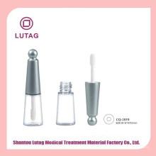 Tube en plastique de mini vide bouteille Gloss pour les lèvres