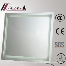 Simple Hotel Decorative Square Mirror Wall Lamp