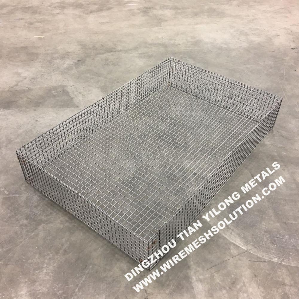 Welded Mesh Cage
