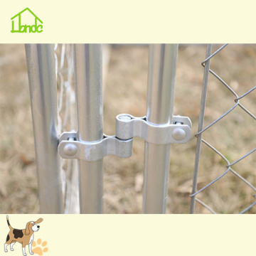 The Metal Chain Link Hondenkennel